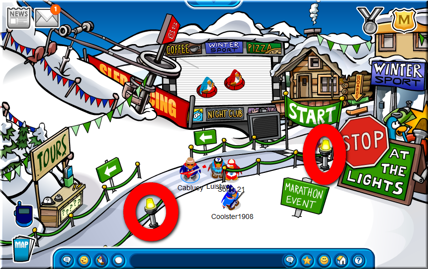 Club Penguin Cheats, Secrets, Glitches, and More!
