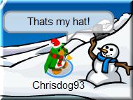 frosty-hat