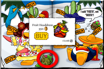 fruit-headress