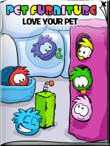 puffle-furniture