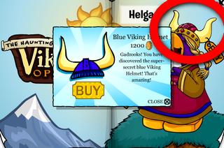 gold viking cheat